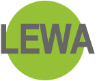 LEWA AB logotyp